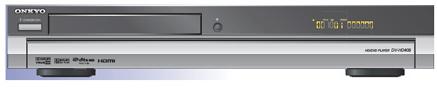 Onkyo сдержал обещание: первый HD DVD-плеер