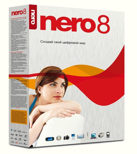 Nero 8 представлена в России