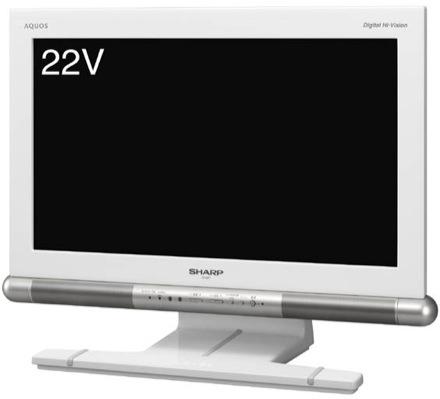 Телевизоры AQUOS P-серии от Sharp: первые LCD размерами 22'' и 26'' с поддержкой 1080p
