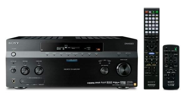 Sony обновляет AV-ресиверы серии ES