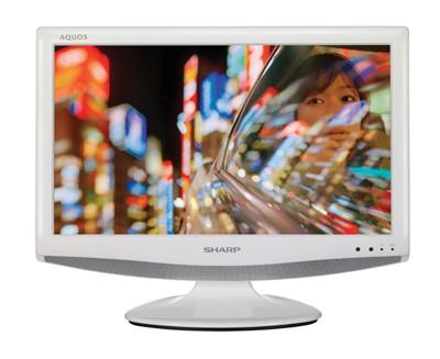 Троица новых LCD Aquos от Sharp