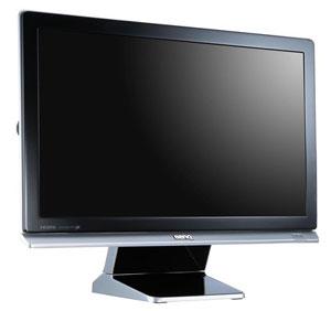 BenQ выпускает новые HD-мониторы