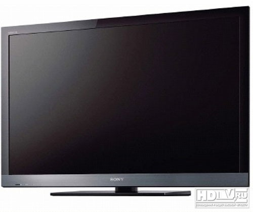 BRAVIA EX600 HDTV – новые телевизоры Sony