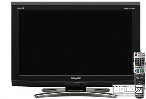 Новые телевизоры Sharp AQUOS