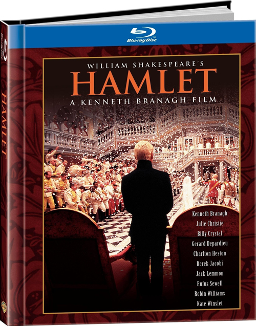 'hamlet the romantic rebel' Summary: hamlet, the prince of denmark, is urged by his father's ghost to avenge his murder by his wife and his brother who has seized the throne.