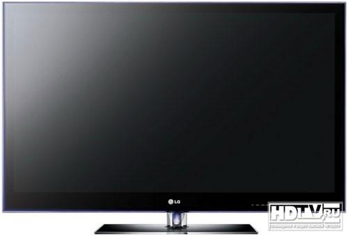 Новые плазменные телевизоры LG в России