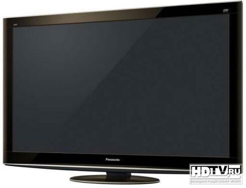 Новые плазменные 3D телевизоры Panasonic
