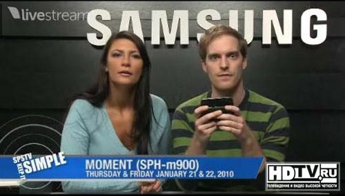 Samsung открывает интерактивный сервисный  телеканал
