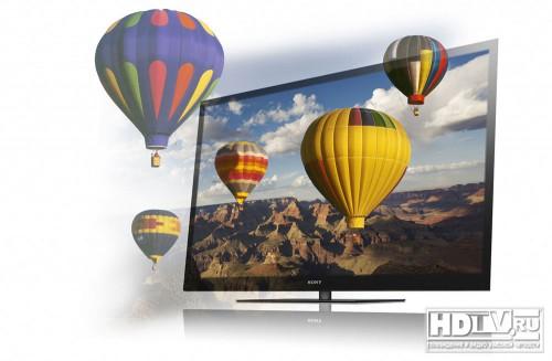 Новые HDTV Sony Bravia EX710