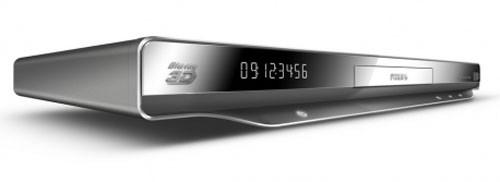Новый 3D Blu-ray плеер Philips BDP-7600