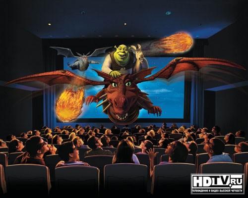Спад интереса к 3d новые 3d фильмы
