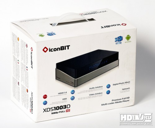 ���� Android-����������� Iconbit XDS1003D