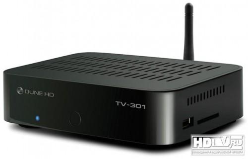В Украине начались продажи Dune HD TV-301