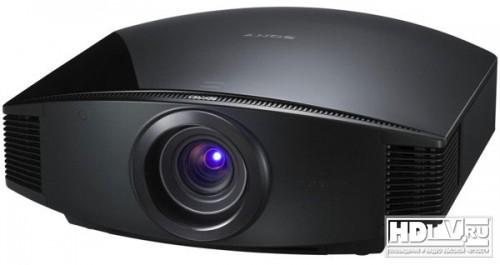 Лучший 3D проектор  – Sony VPL-VW95ES