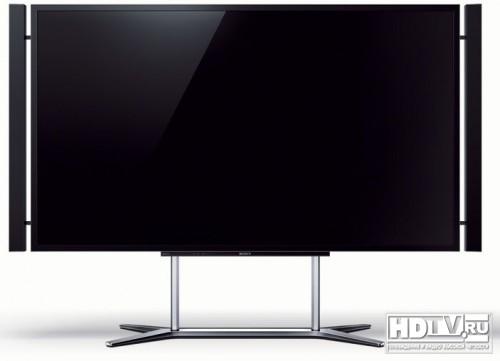 84-дюймовый 3D 4K телевизор Sony Bravia