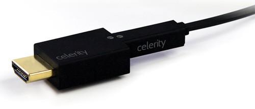 Оптический HDMI кабель Celerity: передача до 300 метров!