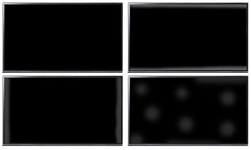 Неравномерная подсветка экрана телевизора, в чем проблема?