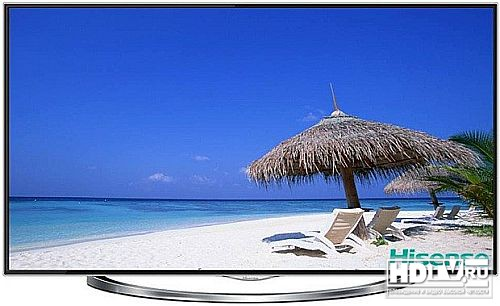 Hisense представляет 3D UHDTV смарт телевизоры