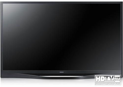 Sамsung представляет новые плазменные телевизоры