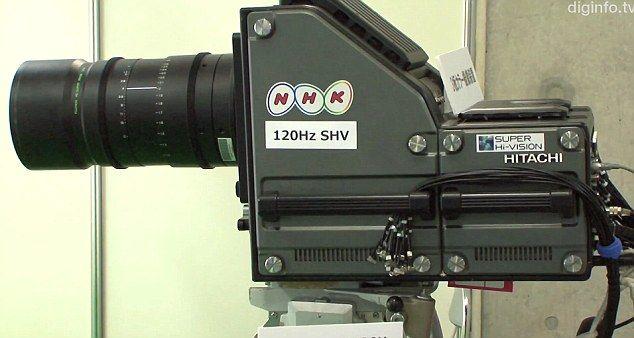 NHK покажет технологию Super Hi-VISION на выставке NAB 2013