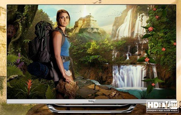 Телевизоры Ultra HD.