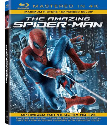 Blu-ray диски Sony «Mastered in 4K», что это?