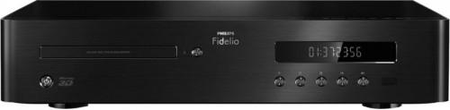 Новый Blu-ray плеер Philips Fidelio BDP9700 в России