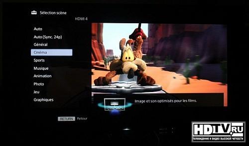 Обзор 4K Ultra HD 3D телевизора Sony KD-65X9005A