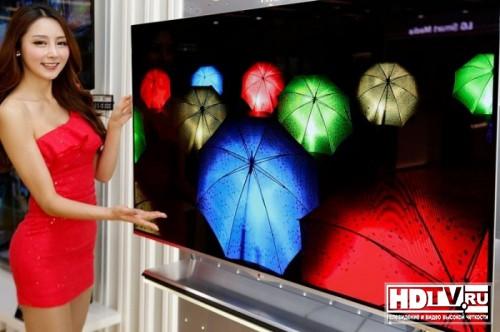 OLED телевизоры Skyworth с панелями LG