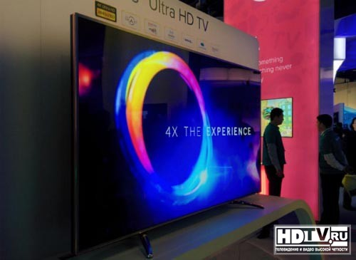 CES 2014: Hisense представила новые телевизоры