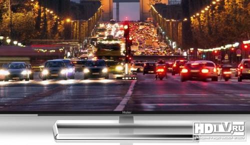 Новые Ultra HD телевизоры Haier H6500, H7000 и H9000
