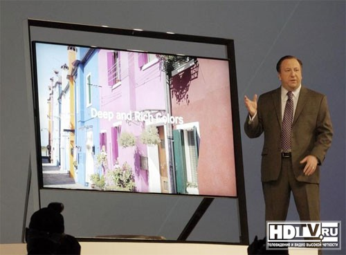 Samsung обгоняет Sony на рынке 4K TV в США