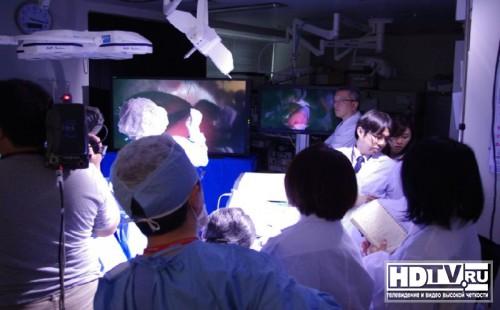 8К видео на службе здоровья