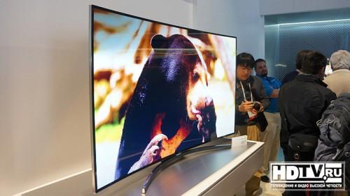 Особенности телевизоров Samsung H8000