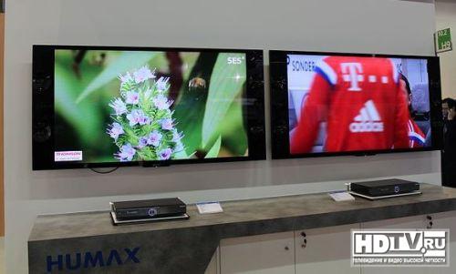 Humax представляет 4K ресивер