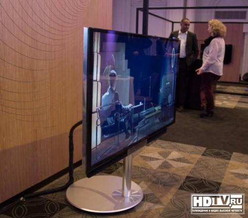 Новые Ultra HD телевизоры Bang & Olufsen BeoVision Avant