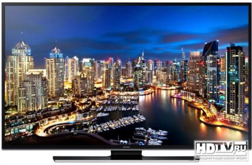 Новые UHD телевизоры Samsung HU6900 в Европе