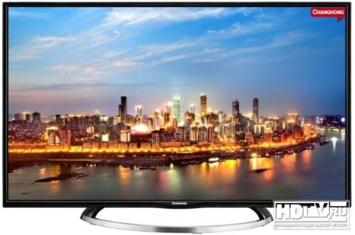 Changhong C5500: доступный UHD, Edge LED телевизор