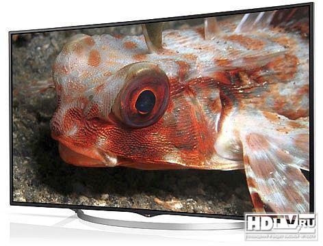 Новые изогнутые UHD телевизоры LG UC970