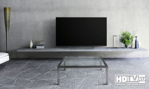 Panasonic представил флагманские телевизоры 2015 года