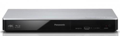 Panasonic представил Blu-ray плеер с поддержкой 3D и 4K