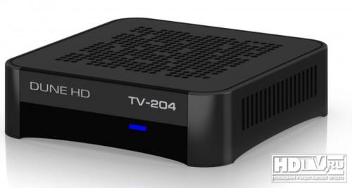 Медиаплеер Dune HD TV-204