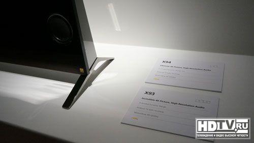 4K телевизоры Sony 2015 года получат Android и HDR