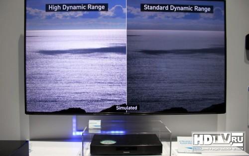 Формат HDR в плеерах Ultra HD Blu-ray