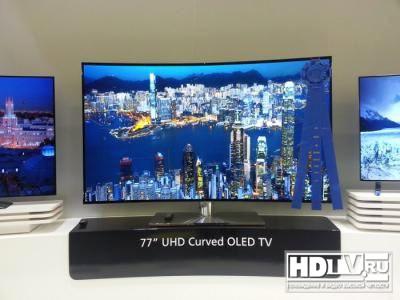 LG выпустит в этом году HDR OLED телевизоры