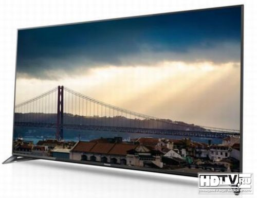 Ultra HD телевизоры Panasonic CX800