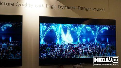 UHD телевизоры Philips с HDMI 2.0 и HDR