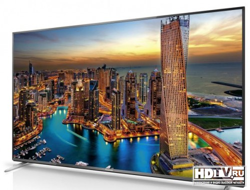 Плоские Ultra HD TV Panasonic CX700 скоро в продаже