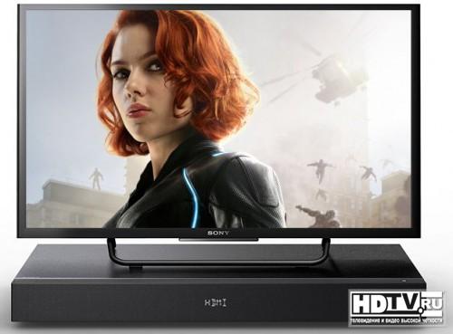 Новая ТВ акустика Sony