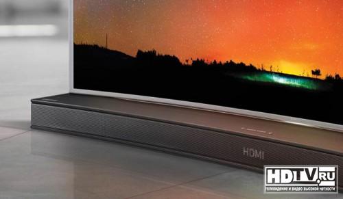 ТВ акустика Samsung 2015